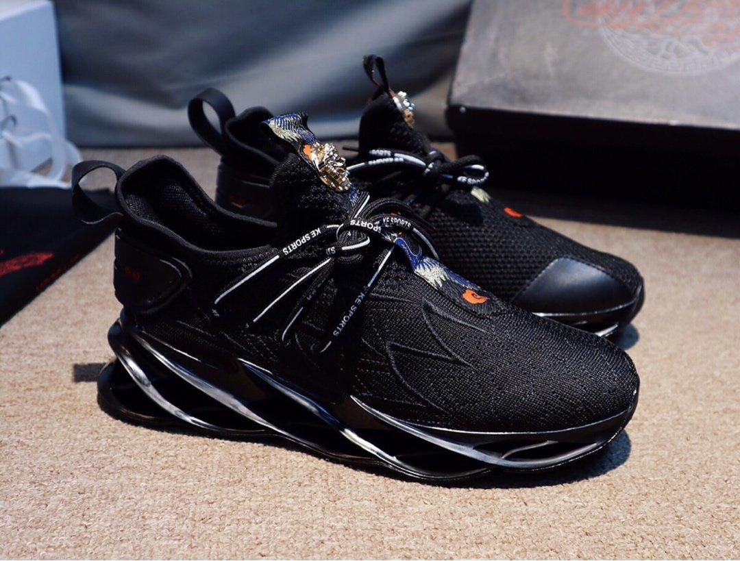 Free shipping 2020 Fashion designer luxury vintage spring style comfortable casual shoes breathable high quality Tricolor sports shoes NI