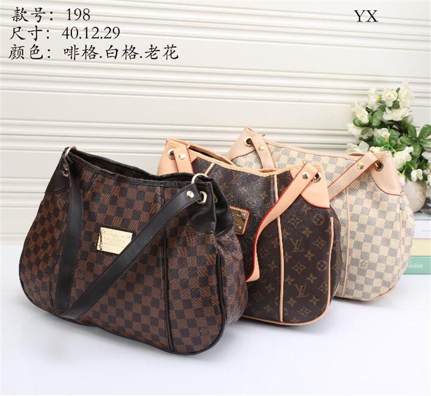 2020 Yüksek Kaliteli Klasik Moda Stil bayan çantası Omuz Çanta Çanta Messenger Cüzdan Çanta Lady Sırt Çantası Çanta Totes Çanta 6136