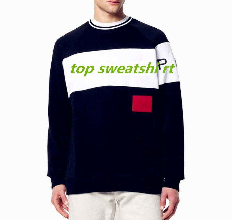 New International Distinguished Maglione delicato ricamato imbottito top felpa imbottita di alta qualità lettere maglione maglione abbigliamento abbigliamento sportivo