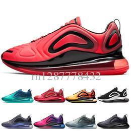 Designer black red Running Shoes luxury Men Women Northern Lights Day Night Sea Forest Pink Sea Sunrise Sport Trainers Sneakers 36-45