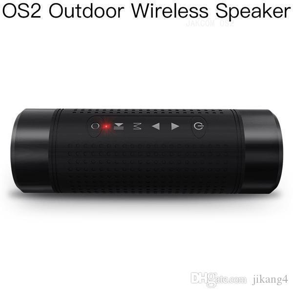 JAKCOM OS2 Altoparlante wireless per esterni Vendita calda negli altoparlanti da scaffale come sito italiano mesa de som beringher scope per la visione notturna