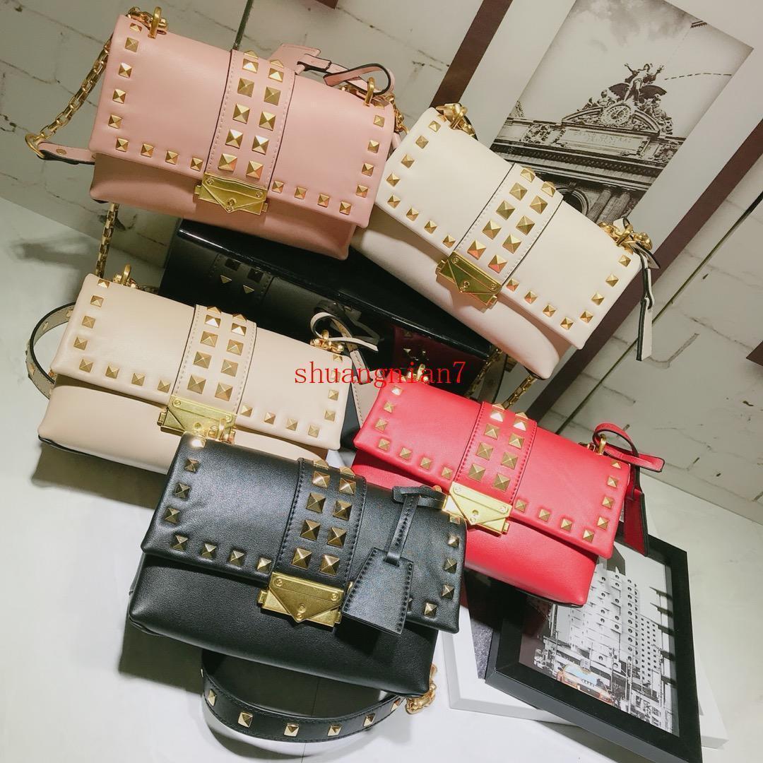 las mujeres de moda de la marca bolsa de hombro femenino elegante bolsos de diseño crossbody pequeña bolsa de mensajero de asas Sac à bolsos principal g-g5