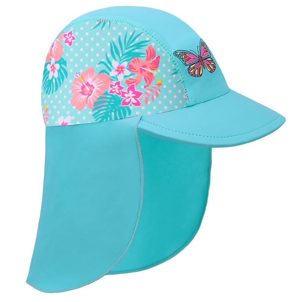 BAOHULU новые летние горячие продажа шапочка для плавания детская защита от Солнца детские шапки для девочек водонепроницаемый дети открытый спортивные шапки