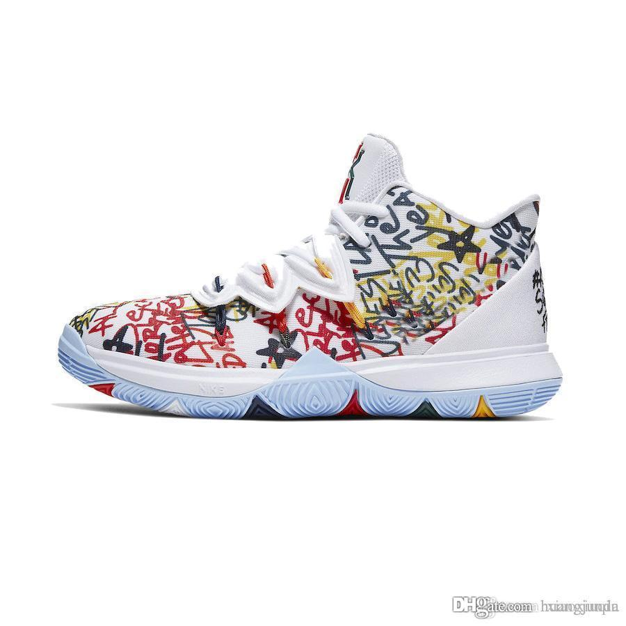 2020 Mens New Kyrie 5 Basketball Shoes