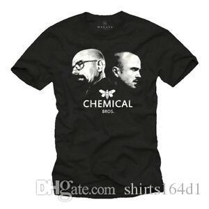 Cooles Bad Heisenberg Unisex T Shirt mit Summer CHEMICAL BROS Manner Shirt