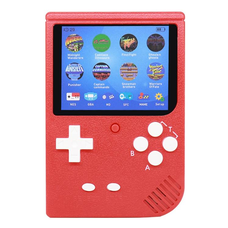 1PCS 5-In-1 Handheld TF Card Support Downloads Built-In 5 Simulator FC GBA NES MD MAME Handheld Game Console Handheld Games