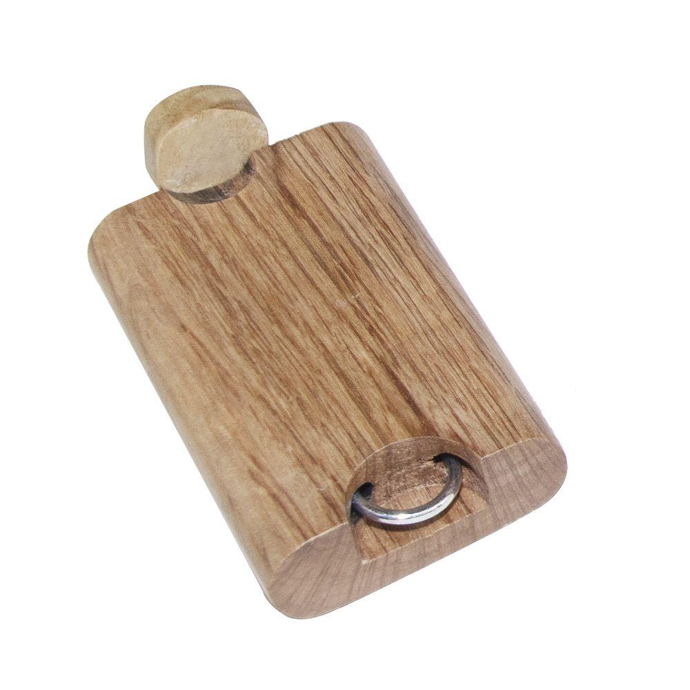 Cournot Natural de cobertizo de madera con cerámica Un bateador Bat tuberías 46 * 78MM de madera del cobertizo Mini Box tubos de humo Accesorios