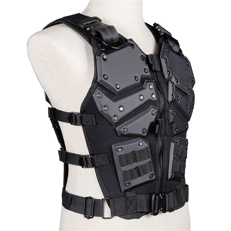 Gilet tattico di caccia esterna speciale delle forze speciali Gilet tattico maschile Armatura di sicurezza individuale Gilet tattico protettivo