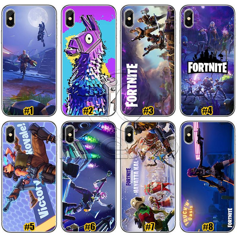 Phone Case For IPhone 11 XS MAX XR X 8 Samsung S10 Plus Hot FPS ...