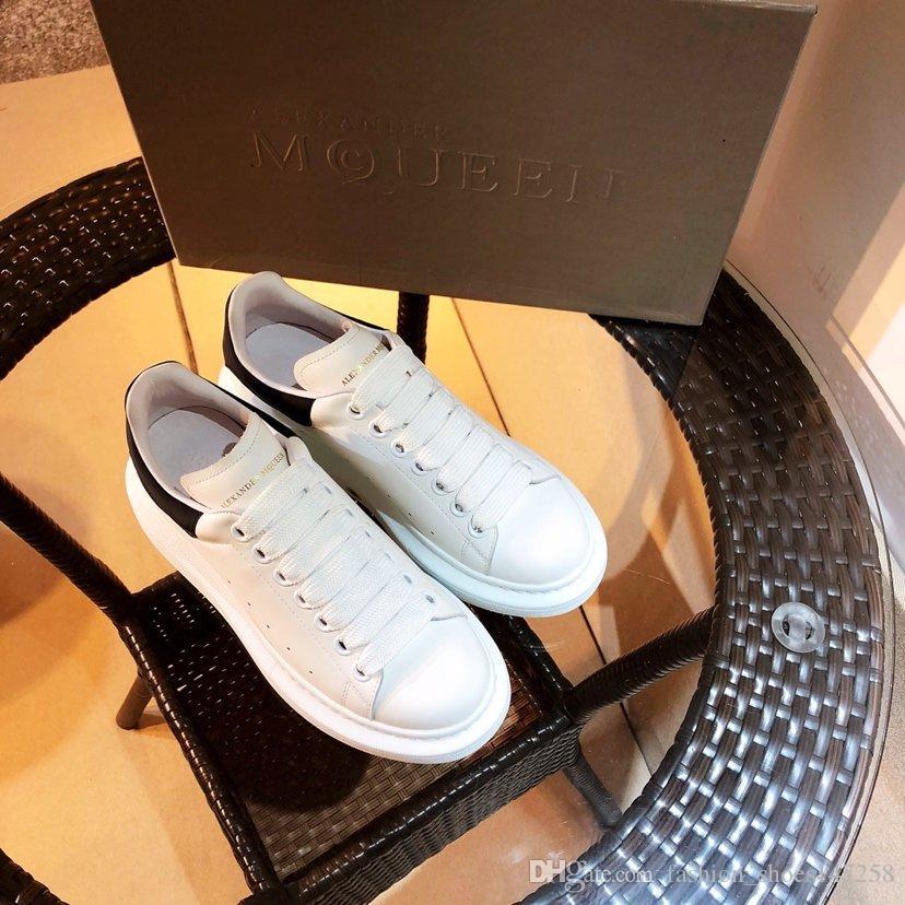 2020 NEW РГ высокого качества пара платформы обувь мужчины случайные спортивные дамы случайные платформы спортивная обувь