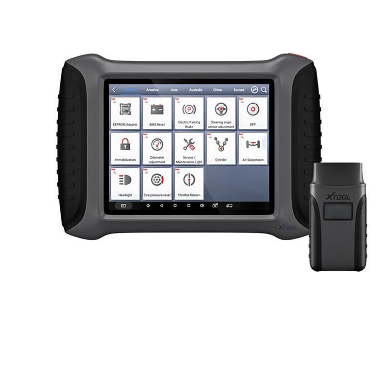 Xtool A80 H6 Tam Sistem Araç Teşhis aracı Araç OBDII Onarım Aracı Araç Programlama / Odometre ayarı