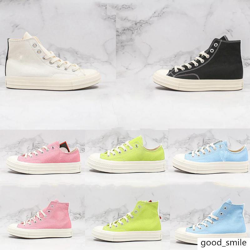 1970 Chaussures Canvas Shoes Skate Originais Clássico 1970 a sapata de lona nova cor correspondentes olhos pequenos skate Sneakers Casual