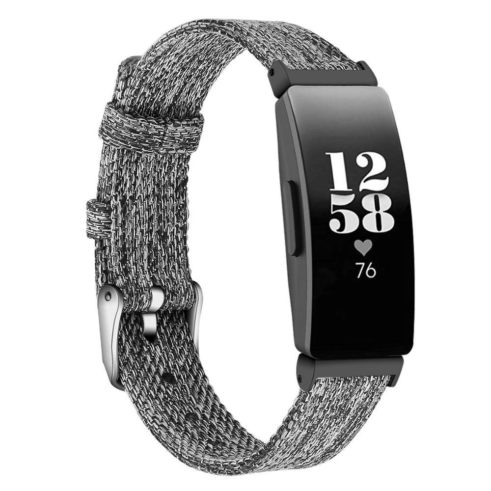 Saat Kayışı İçin Fitbit Inspire Bant Tuval Nefes Yedek Bilezik İçin Fitbit Inspire İK Correa Fitbit İzle 64004