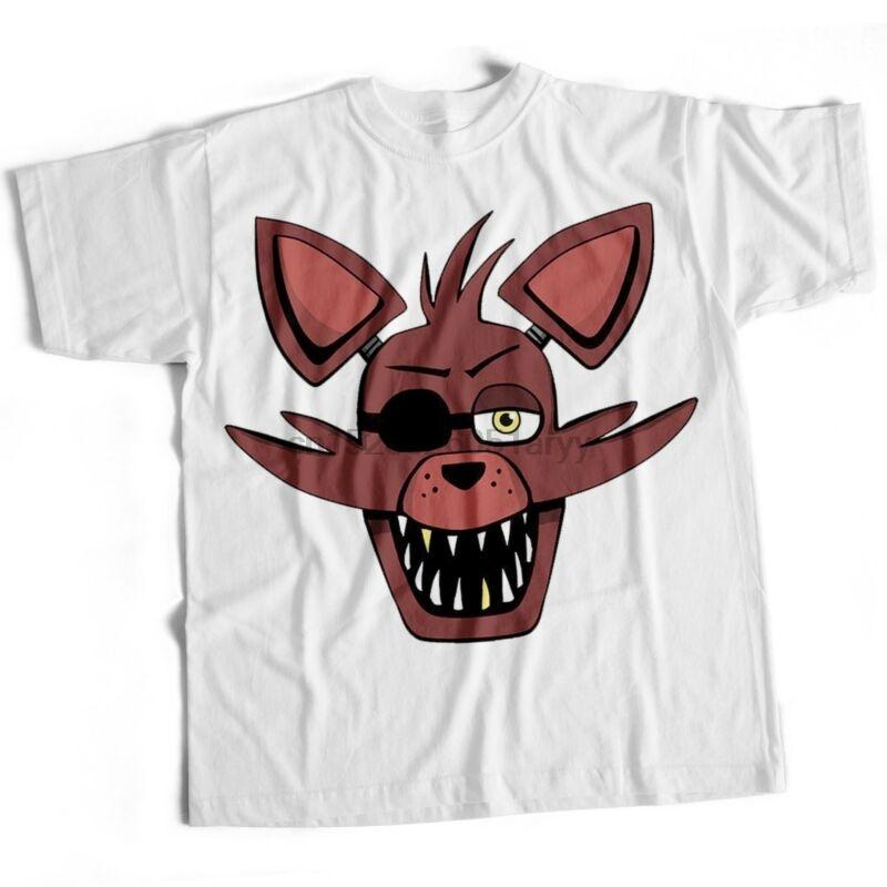 Fünf Nächte in Freddys Freddys Fnaf Film-Film-Männer Retro Fnf Foxy 3-T-Shirt