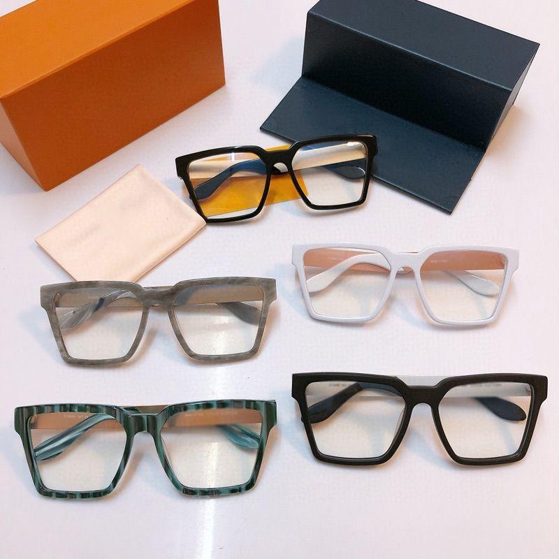 2020 Luxus-Designer-Sonnenbrille Designer Luxus Männer Brille Designer Sonne Herren Sonnenbrille Männer Luxus-Sonnenbrille 1266E Outdoor-Brillen