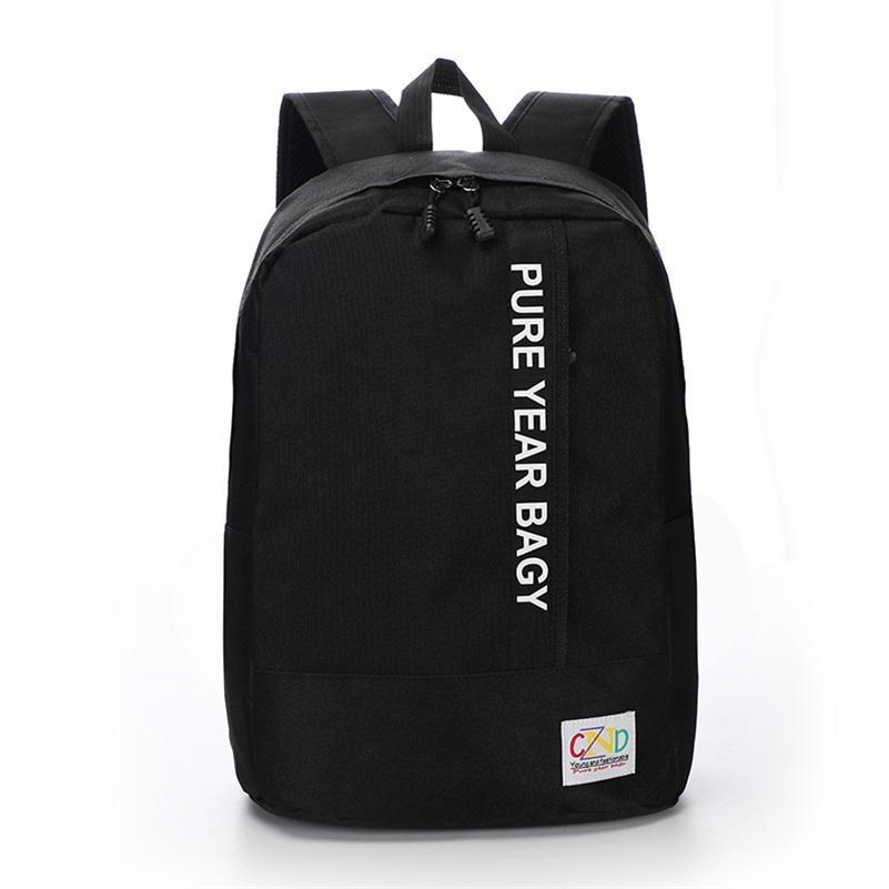 Diseñador de moda mochila mochilas de lujo informal Escuela Deporte Bolsa Marca Sport Unisex Mochila Mochila impermeable # 25421