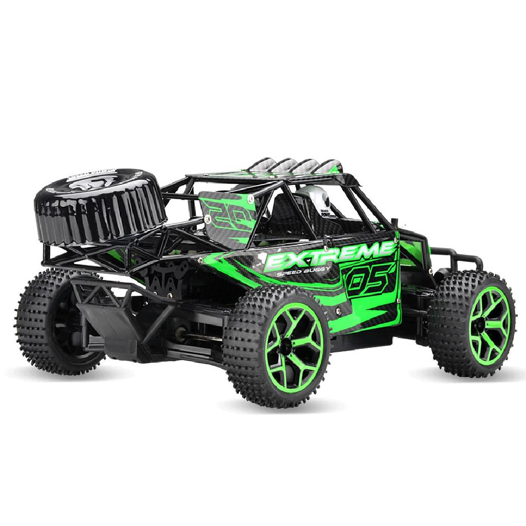 wholesale 2019 RC Car High-speed laser Four Drives Model Car 2.4g Radio Control Off-road climbing Children Dropshipping Dec28