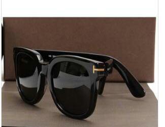 Роскошные солнцезащитные очки Мужчины Марка Дизайнер Солнцезащитные очки логотип Женщины Дешевле Super Star Знаменитости Вождение Солнцезащитные очки Tom for Men Очки W142