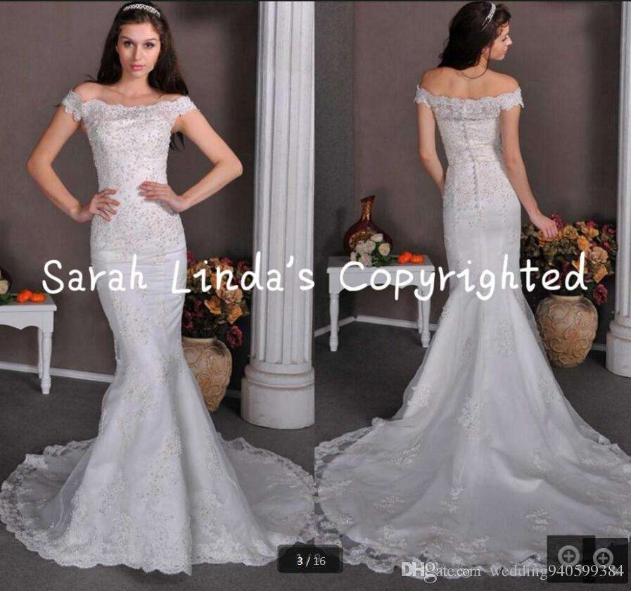 2019 real picture Ghana mermaid lace appliques wedding dress off the shoulder beads sequins stylish wedding gowns Africa bride dress