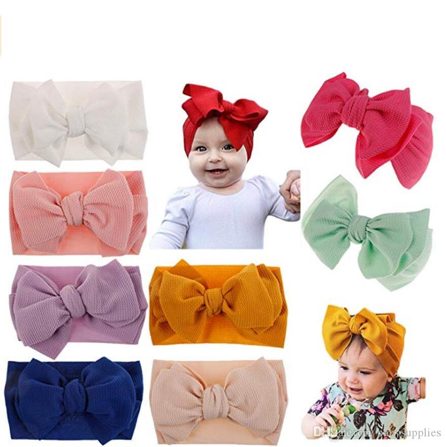 10 PCS BabyGirl Toddler Infant Headband Favorite Accessories Colorful Headwears