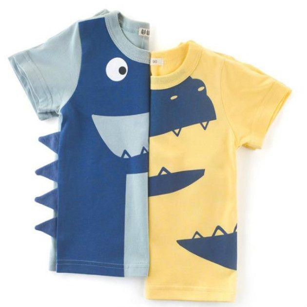 Ragazzi Designer magliette dei bambini magliette di modo estate bei vestiti del bambino Boy manica corta T Shirts Bambino T lusso Tops Abbigliamento 2020