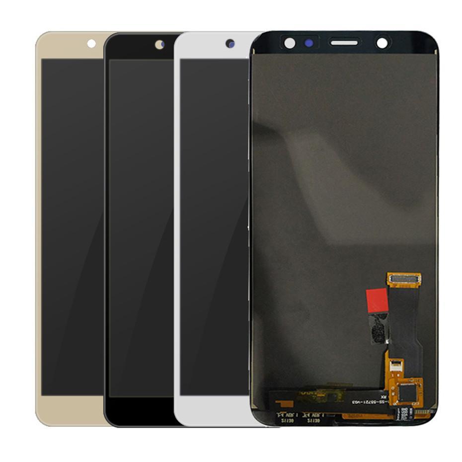 Para Samsung Galaxy A6 2018 A600 A600F LCD Display Touch Screen Digitador Assembly Substituição