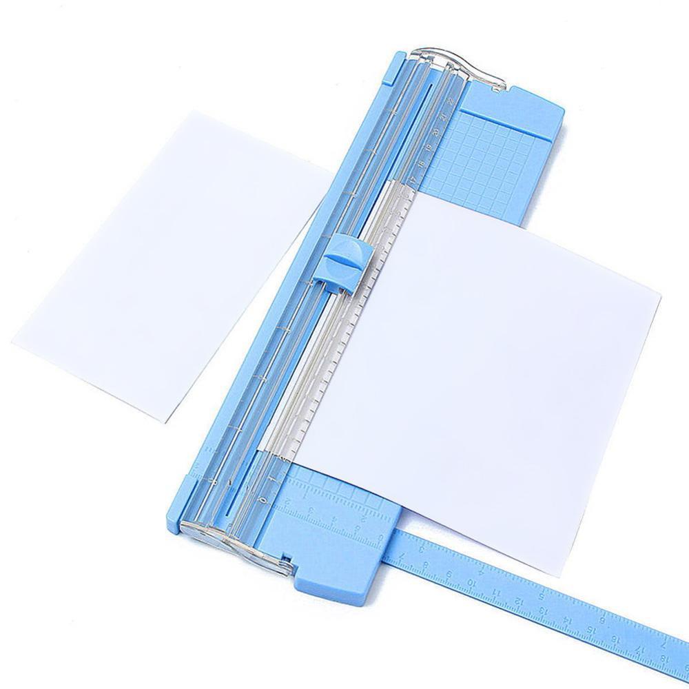 A4 / A5 carta Cutter Trimmer Die Cutting Machine Foto Precision taglierina della carta Trimmer Foglio Punch fustellatura Scrapbooking macchina