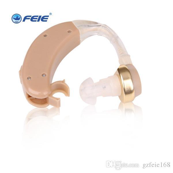 Apparecchi acustici ad alta frequenza per strumenti di cura dell'orecchio regolabili per volume di sordità anziani Spedizione gratuita S-8A