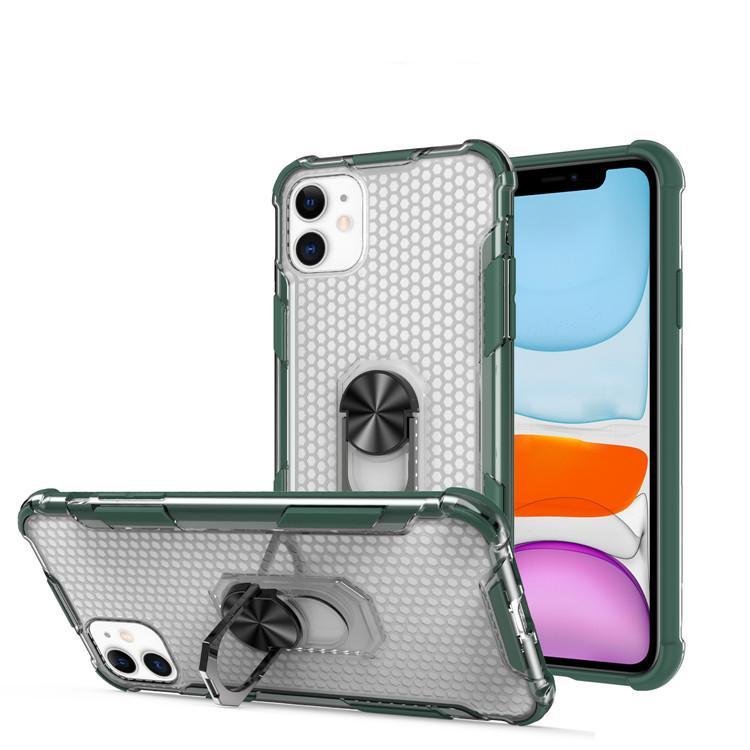 klarzelligen Telefonkasten für iphone 12 11 pro max für Samsung ANMERKUNG 20 Ultra Handy-Zubehör Fall
