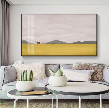 Great Landscape Full of Sense of Space Oil for Living art wall decoration hot sale popular poster 6