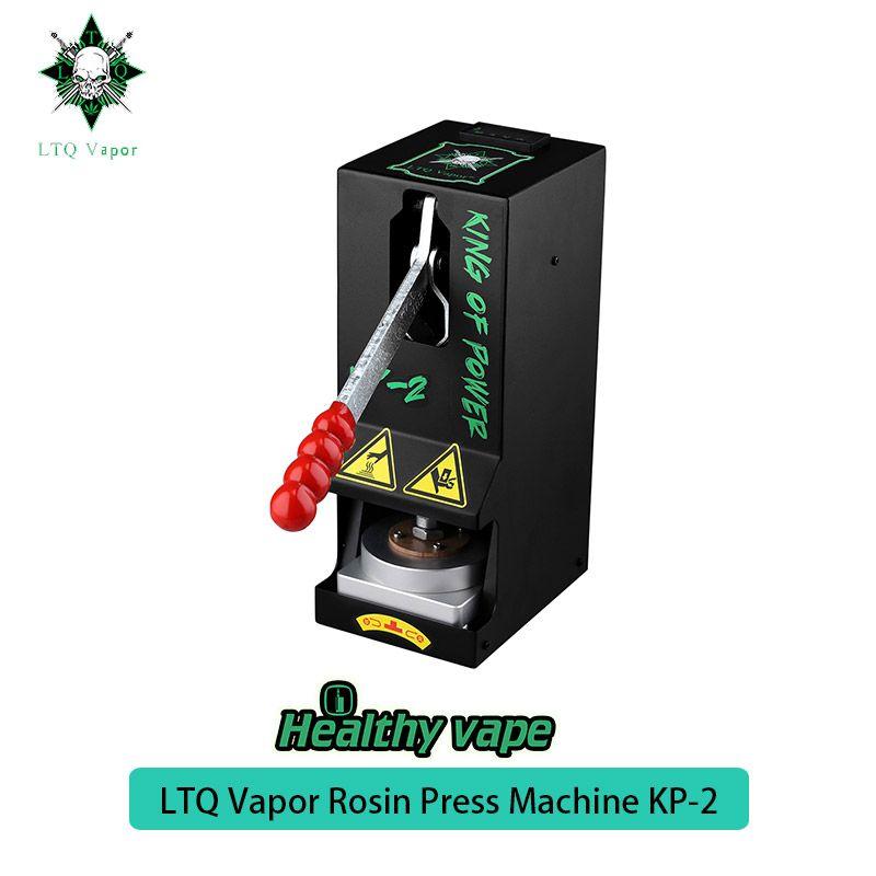 100% original LTQ-Dampf-Kolophonium-Pressmaschine KP-1 und LTQ-Dampf-Kolophonium-Pressmaschine KP-2 für DIY