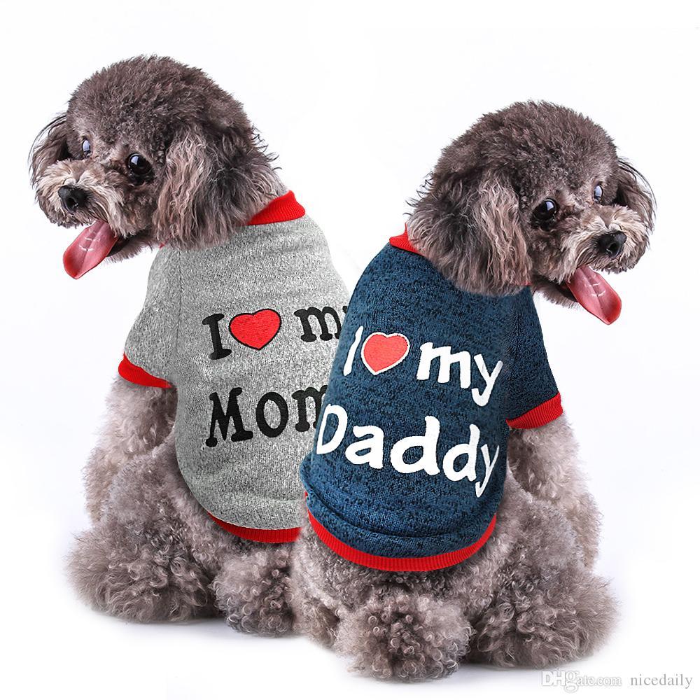 개 의류 가을 겨울 따뜻한 애완 동물 강아지 의류 소 중 개 고양이 치와와 퍼그 요크셔 애완 동물 프랑스 불독 코트 XS-L