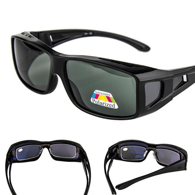 2017 polaroid google Plus-Windschutz Mode Flexible Sonnenbrille Männer polarisierte Linse Fahren Sonne Gläser Retro optische