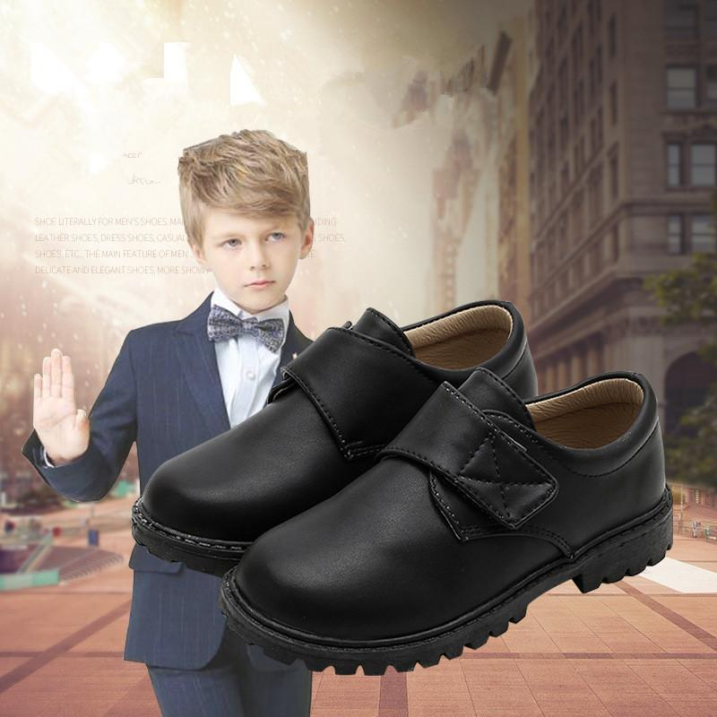 Kids Shoes For School Boys Leather