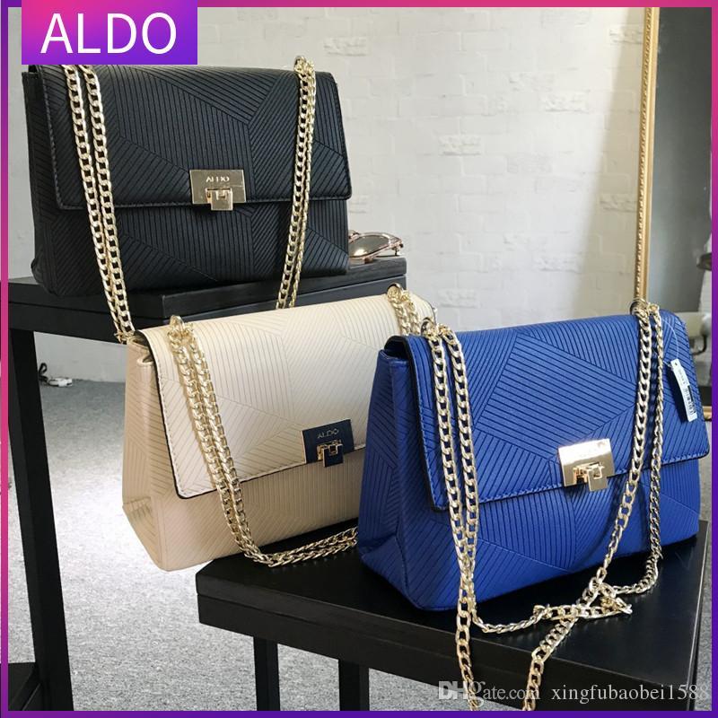 Womens Handbag ALDO Rhomb Chain Bag