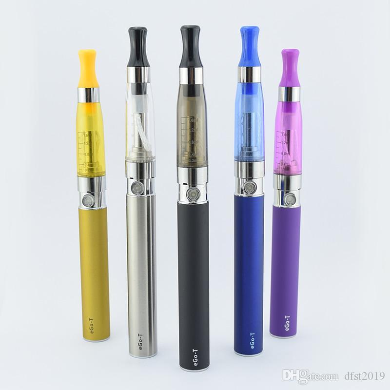 Ego ce4 electronic cigarette Starter kit 650-1100mah ego battery 1.6ml ce4 atomizer ego vaporizer kit vape vaper kit