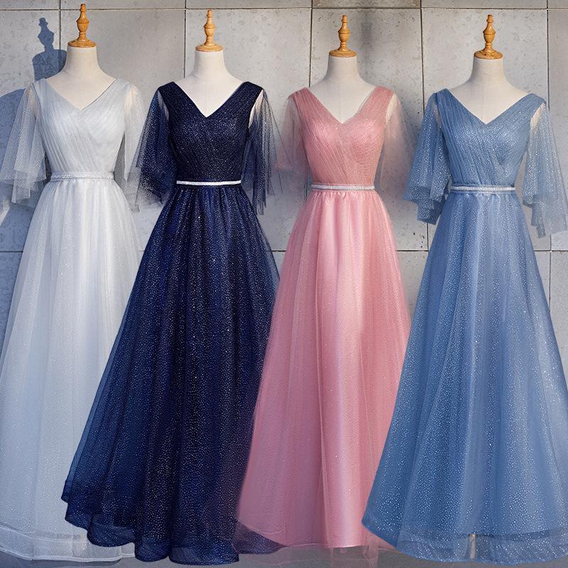Artı Boyutu Junior Nedime Elbiseler Çok Renkli Gerçek Ürün Fotoğrafı Ile DHL Ücretsiz Nakliye ile kaliteli resmi elbise