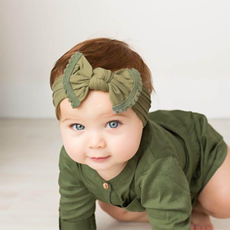21 Colors Newborn Baby Headbands Hairbands for Children/'s Festivals Birthdays
