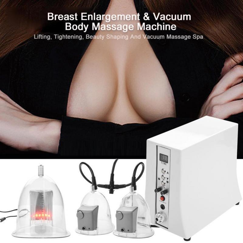 التخسيس أداة buttcock enlarger فراغ العلاج الحجامة، آلة تكبير الثدي الطبيعية