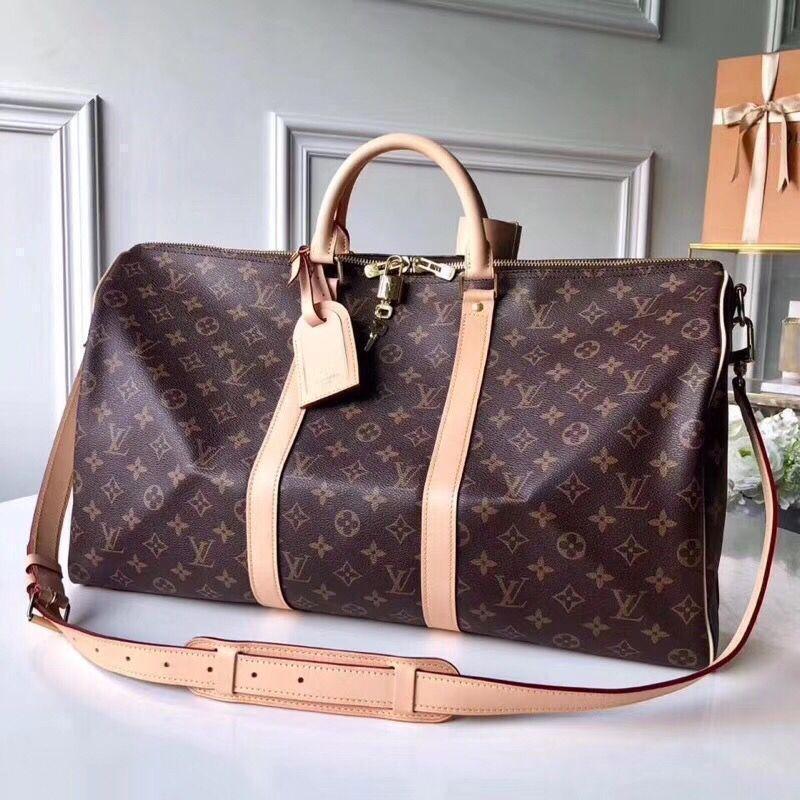 55cm 2020 Top sacs de voyage de qualité hommes concepteur Keepall 45 55 du sport des hommes fleur bagages luxe sac duffle td5f6 de totes sac de crossbody de #