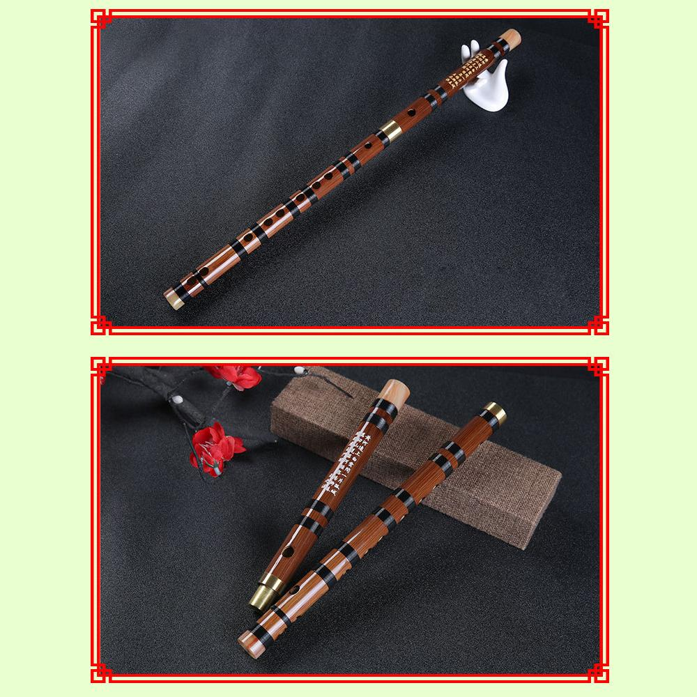 Beginner Flute Bamboo Woodwind Musical Instrument Learner Student Practice Training Traditional Handmade Flutes