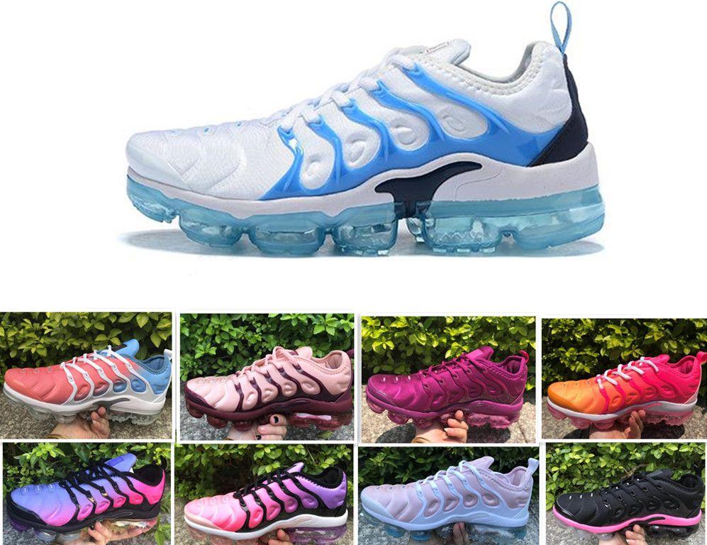 Chaussures de course TNS Hot TNS Femmes Laine Grey jeu Royal Tropical Sunset Traperateurs Crème Sneakers Sport Chaussures Taille 36-40