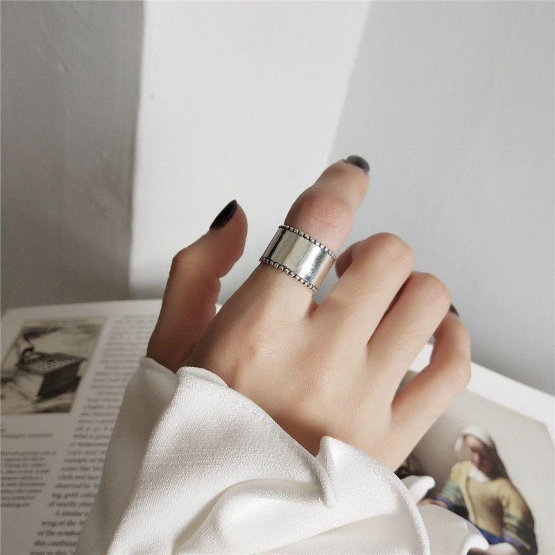 Anillo de niños mono 925 plata chica dedo anillo joyas