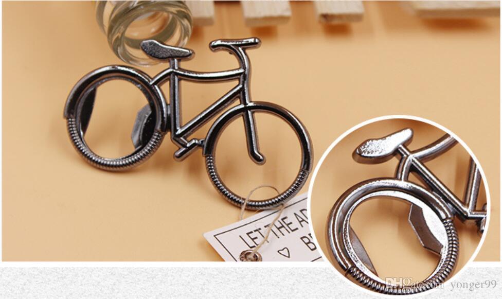 Bonito Da Bicicleta Da Bicicleta De Metal Abridor De Garrafa De Cerveja chaveiro chaveiros para bicicleta amante biker Presente Criativo para o ciclismo navio livre