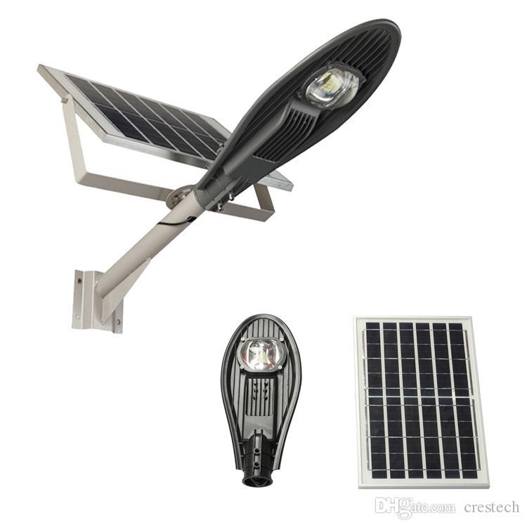 Éclairage extérieur étanche 10W 20W 30W 50W 100W Utilisation Park Highway Garden Square Street solaire Lampes