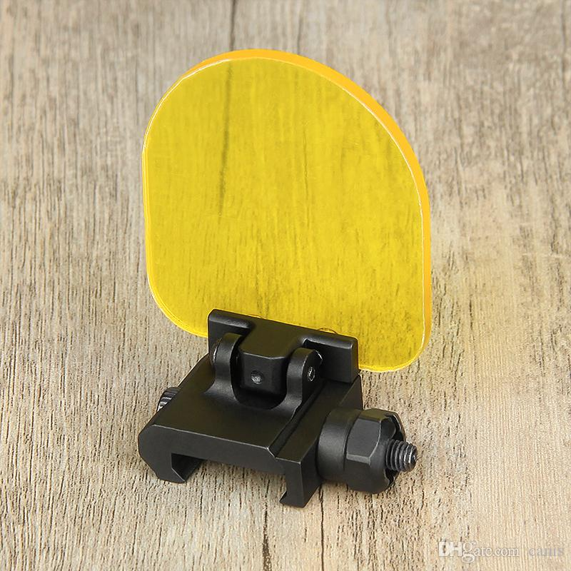 새로운 도착 접는 범위 2 개의 예비 렌즈 20mm 레일 CL33-0073와 강력한 보호자