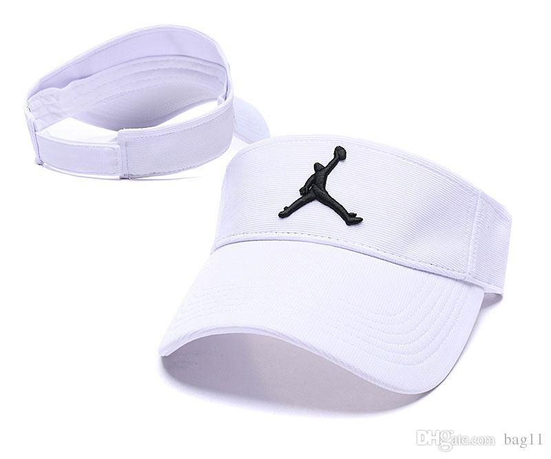 2020 nuovo progettista berretto da baseball cappello di golf parasole parasole partito sole cappelli cappello protezione solare Tennis sport da spiaggia cappelli elastici trasporto libero