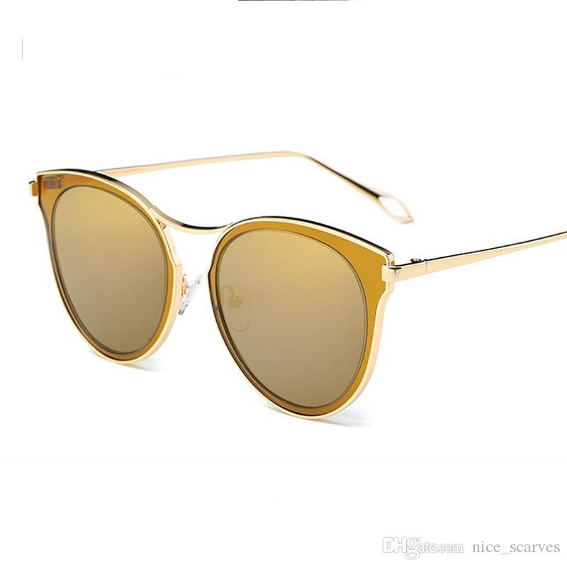 Lady поляризованные очки Личность Прозрачная рамка Путешествия Солнцезащитные очки 0877 женщин новые тенденции моды вождения очки