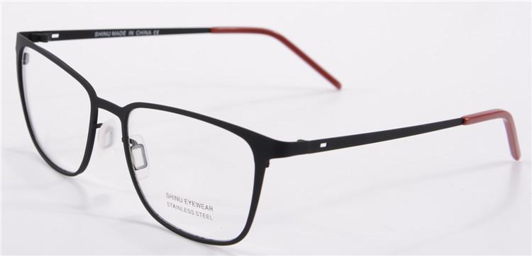Atacado- Prescrição Eyewear Optical Frame Mulheres Moda de Nova Marca Designer SR1473 Eye Óculos Limpar Lens