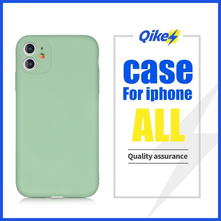 New Silicone Líquido para o iPhone 11 11 Pro 11 Pro Max Mobile Phone Caso Anti-fingerprint Proteção luva Anti-queda Soft Shell